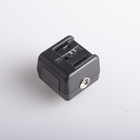Hot Shoe Flash Optical Slave Trigger&Adapter for Sony flash to Standard Mount