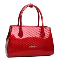 Hot Sale Best Quality Laorentou Brand Shoulder Bag Women Handbag Genuine Leather Evening bags Totes 75041