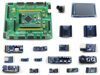Open207Z-C Package B # STM32 ARM Cortex-M3 Development Board STM32F207ZxT6 + 3.2inch 320x240 Touch LCD+16 Modules