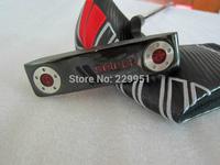 2014 New hot black CNC golf putter 2.0putter 33/34/35inch golf clubs free ship