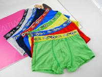 free shipping 6pcs /lot  baby underwear boys boxer s children underwear  kids  panties  mix color