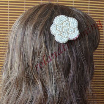 free shipping 2013 new fashion hot sale accessories women beaded headpiece barrettes T21-25-hair