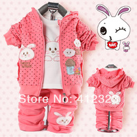 2013 cheapest+top quality  baby children clothing 100% cotton Gentleman set suit coat jackt+shirt+pants boy kids 3pcs suit sets