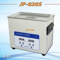 hot sell Globe  digital heater&timer Ultrasonic cleaner JP-020S 3.2L bath for circuit boards, medical apparatus with free basket