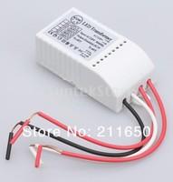 Free shipping,Input AC 220V LED Lighting Bulb Transformer Power Supply Driver,Can drive (2-22)pcs LED bulbs