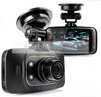 "Car DVR GS8000 Blackview camera Oringnal Novatek GS8000L 1920*1080P 25fps140 wide Angle 2.7"" LCD G-Sensor HDMI Car Black box"