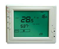 touch screen Digital Floor underfloor heating thermostat Room Temperature Controller LCD 100% authentic high quality