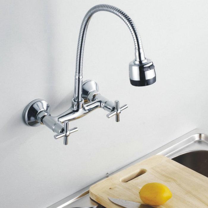 Flexible robinet cuisine for Fuite mitigeur cuisine