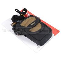 Tenba XPRESS Portable Shoulder Bag Waist Packs Pouch Case 638-522 for Compact DC Digital Camera, mp3  - Olive green Waterproof