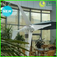 2014 NEW!!! Wind Turbine Generator NE-500W, 500W 12V 24V Three Phase AC Permanent Magnet Generator, CE RoHS ISO9001 Certificates