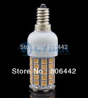 Cheap E14 SMD5050 59 LED Corn Light Bulb Lamp Warm White SMD5050 200V-240V/5.4W 14665
