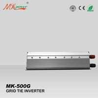 500W on grid inverter, grid tie inverter, micro inverter,  22-60VDC input, Free Shipping