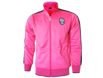 Top Thai version of the new 2013 Juventus take pink jacket N98 male football training