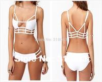 Bandage bikini Brand Padded Bathing Suits Sexy swimsuit women retro bikini high waist bikini push up bathing suit Swimwear