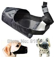 Adjustable Safety Black Muzzle Muzzel for Small Medium Large Extra Large Dog
