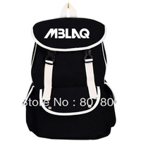 4pcs  for free shipping  fashion w30*h49*L16CM backpack/bag MBLAQ/2PM/UKISS/NUEST/JYJ/TEENTOP