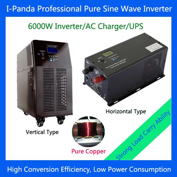 6000W Solar inverter , Solar pump inverter , Solar UPS(China (Mainland))