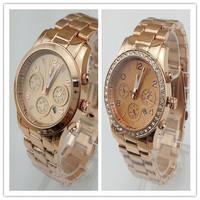 M Brand Name Items Quartz Watch Steel Bracelet Belts vintage Calendar Waterproof Dress Luxury for Men Women Wrist Watches