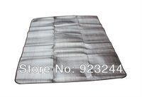 free postage outdoor water-proof  mat /carpet / heat insulation  mats / camping floor mat/ picnic mat/carpet