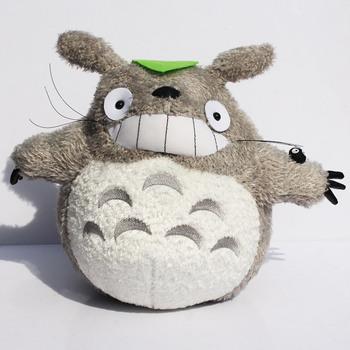 Cute Totoro Plush toy My Neighbor TOTORO plush toys 30 cm Free Shipping