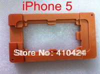 Refurbishment Glueing Repair LCD Outer Glass Mould Mold For iPhone 5 5S