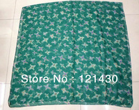 Lady  Small Cross Print Scarf  For Spring Or Autumn 2013 Hot-Selling Good Quality  Multicolored Oblong  Beach Design