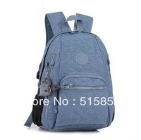 small backpack waterproof nylon shoulder backpack handbag Leisure travel bag 28x13x28cm free shipping xx983
