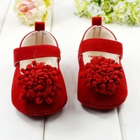 2013 Lovely Baby Shoes Post Free Wholesale 3pairs/lot Soft Sole Kids Shoes Cotton Fabric Infant Shoe