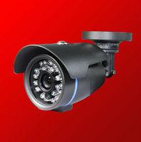 HD 720P 1000TVL mega Pixels  CMOS Outdoor 24IR 3.6MM Infrared waterproof cctv camera megapixel security camera
