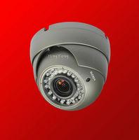 """HD 720P 1000TVL mega Pixels Varifocal  1/3""""CMOS Indoor  Dome security camera 36 IR 2.8-12MM ZOOM Infrared megapixel cctv camera"""