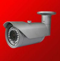 "HD 720P 1000TVL mega Pixels WDR  Varifocal  1/3""CMOS security camera 42 IR 2.8-12MM  Infrared outdoor waterproof  cctv camera"