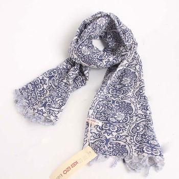 2013 fashion girls printing scarf boys floral scarves beautiful kids silk scarf