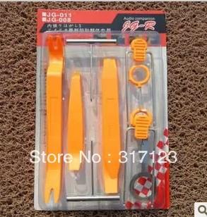 1Set Car Radio Door Clip Panel Trim Dash Audio Refit Removal Pry Tool Kit(China (Mainland))
