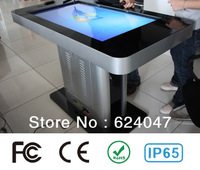 "Interactive IR multi-touch, 42"" frame with 4 touch points, high quality, FREE SHIPPING"