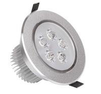 Wholesale and retail  led lighting  led  Spotlights  5w  high bright  spotlights adjustable led spotlights  4pcs/lot