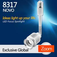 8317 Novo E27 LED focus spotlight neutral colors for bathrooms  from LEDing the life,free shipping