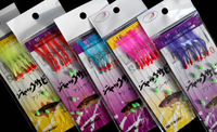20 packages Fishing rig 11# / 16#  Sea Fishing Sabiki Shrimp bait rigs baits Hooks Fishing lure