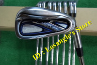 JPX800 Golf Irons With Dynamic Gold R300 Steel Shafts Golf JPX 800 Irons Clubs #3456789P