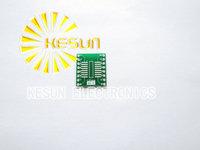 FREE SHIPPING 20PCS TSSOP16 SSOP16 MSOP16 SOP16 TURN DIP16 16pin  IC adapter Socket / Adapter plate  PCB Suitable for IC socket