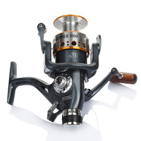 2013 new  Free Shipping MITCHELL PREMIUM  RUNNER 5000 Superior Baitrunner Carp Spinning Fishing Reel 9+1BB Wholesale and Retail