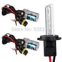 Free shipping H1 H3 H7 9005 9006 35w hid xenon bulb lamp 4300K, 5000K,6000K,8000K,12000k for car Headlights