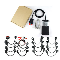 TCS CDP PRO plus Diagnostic LED Ds150e 2013.03 Released Software DS150 CAR TRUCK CDP PRO With Car Cables And Truck Cables