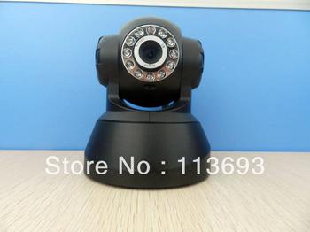 FREE SHIPPING Night Vision WPA Internet wifi wireless ip camera
