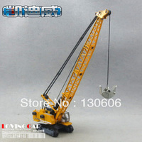 Free shipping  new 2013 Cable 7 tower construction crane motorcycle full alloy model car toy kids toy