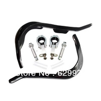 Hand Guards Offroad Motorcycle 28mm Mountings Clamp Black NEW
