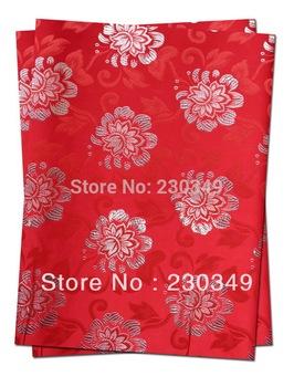Free shipping!!! African new headwear series headtie,Head Gear, Sego Gele&Ipele,Head Tie & Wrapper, 2pcs/set , Color.RED,HTO365