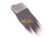 4x4!!!2013HOT sale  !!1Beautiful lace closure!100% brazilian virgin hair !lace top closure Straight,lace closure 4*4,5*5,13*2