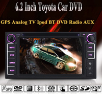 TOYOTA VIOS/TUNDRA/HIGHLANDER/CELICA/TOYOTA MR2/TOYOTA 4RUNNER Car DVD Player,Analog TV,IPOD,GPS Navigation