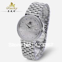Women Watches Relogios  Switzerland Brand Plated Full Diamond Men's Mechanical Watch Automatic Luxury Waterproof 3atm