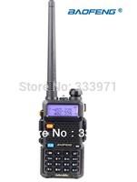 New BAOFENG UV 5R VHF136-174MHz& UHF 400-520MHz Dual Band Radio Free Earpiece  UV-5R